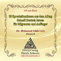 """Audio-CD zum Buch """"80 Sprechsituationen aus dem Alltag"""" DfA"""