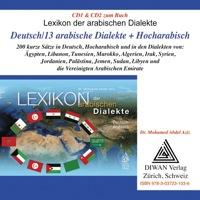 """Zwei Audio-CDs zum Buch """"Lexikon der arabischen Dialekte"""""""