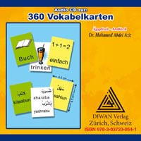 CD to 360 flash cards, basic vocabulary