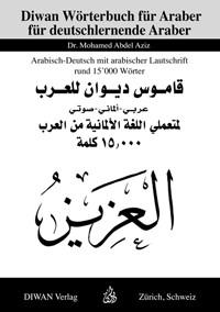 Diwan Wörterbuch für deutschlernende Araber