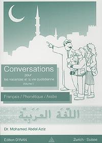 Conversation pour les vacances et la vie quotidienne