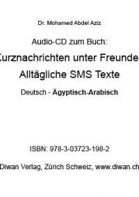 """Audio-CD zum Buch: """"Kurznachrichten unter Freunden"""""""