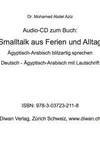 """Audio CD zum Buch: """"Smalltalk aus Ferien und Alltag"""""""